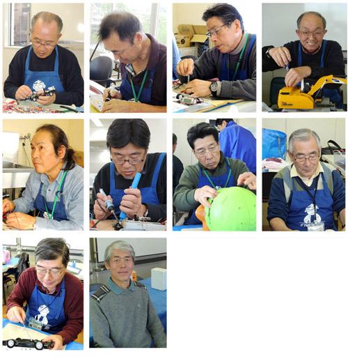 千葉 おもちゃ病院 修理 おもちゃ 千葉市