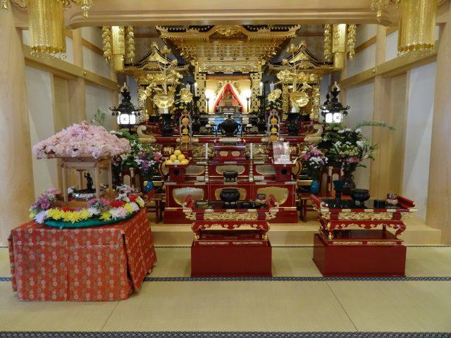 千葉市 花祭り お釈迦様 誕生日 餅つき