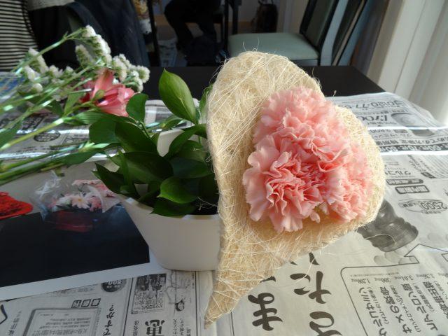 千葉市 フラワーアレンジメント 花供養 日蓮宗 お茶会